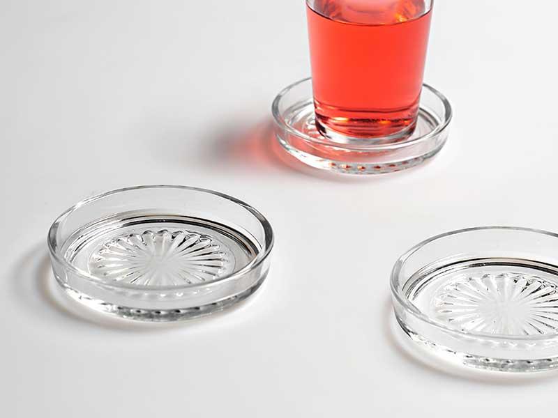 زیر لیوانی گروه صنعتی شیشه کاوه